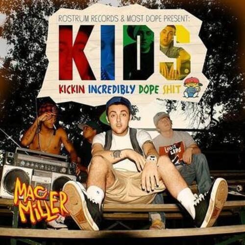 Mac Miller - K.I.D.S. [2 LP]