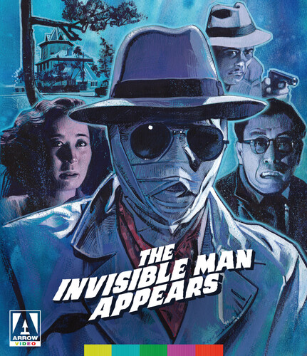 The Invisible Man Appears /  The Invisible Man Vs. the Human Fly