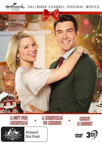 Hallmark Christmas 16: A Gift For Christmas /  A Christmas To Cherish /  Merry & Bright [NTSC/ 0] [Import]