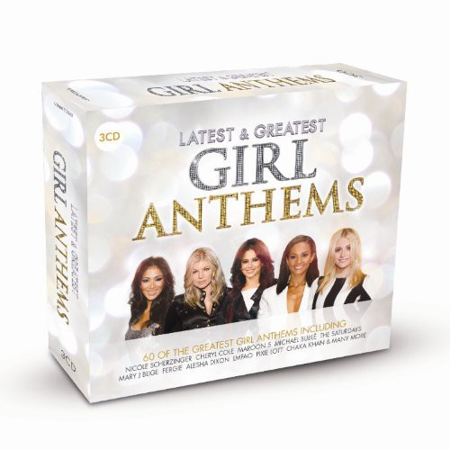 Latest & Greatest Girl Anthems /  Various [Import]