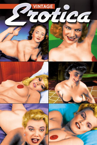 Vintage Erotica of the 1950's & 1960's