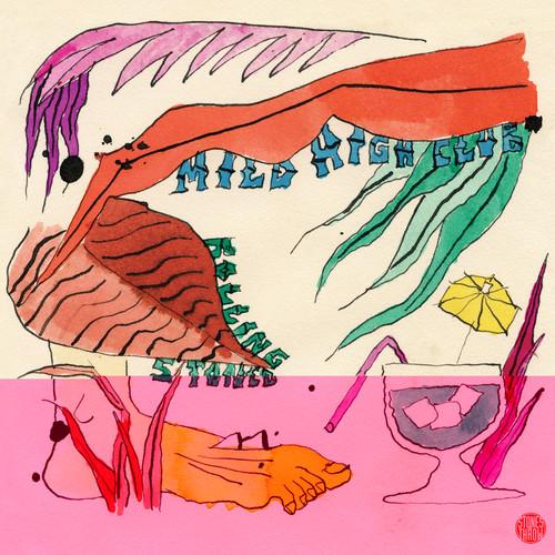 Mild High Club X King Gizzard & The Lizard Wizard - Rolling Stoned [Vinyl Single]