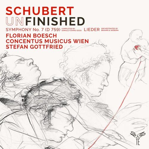Schubert: Unfinished Symphony Lieder