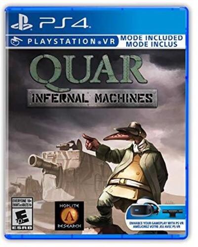 - Quar Infernal Machines for PlayStation 4