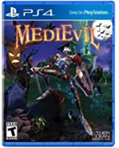 Ps4 Medievil Remastered - MediEvil for PlayStation 4
