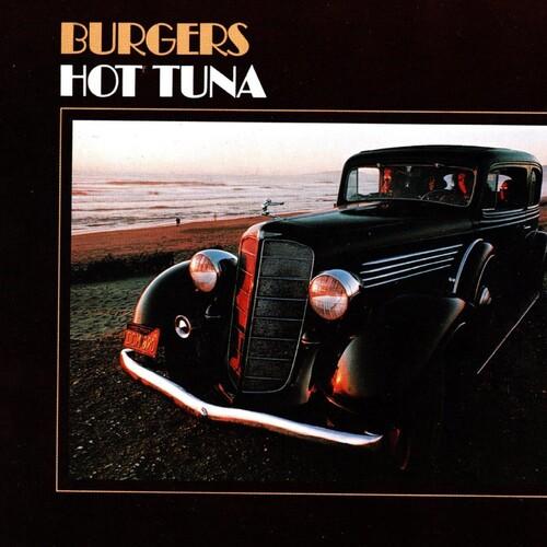 Hot Tuna - Burgers (Audp) (Blue) (Gate) [Limited Edition] [180 Gram]