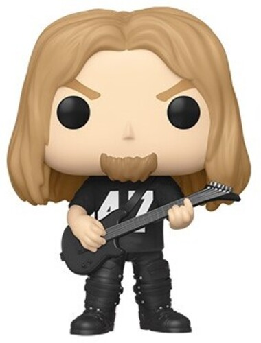 - FUNKO POP! ROCKS: Slayer - Jeff Hanneman