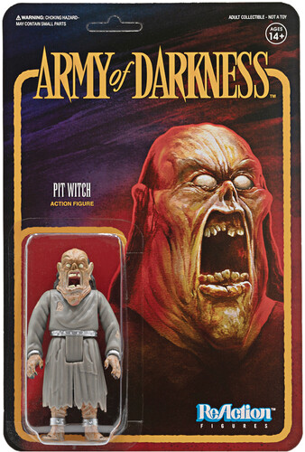 ARMY OF DARKNESS REACTION WAVE 1 - PIT WITCH