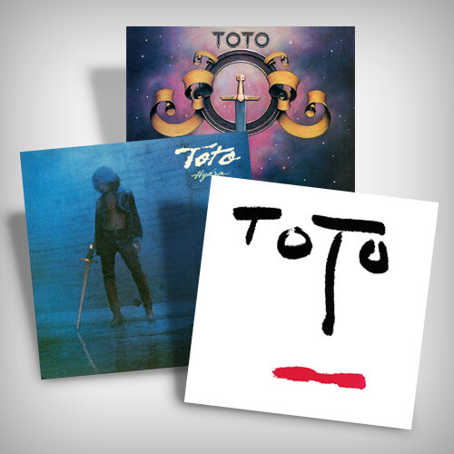 Toto Vinyl Bundle