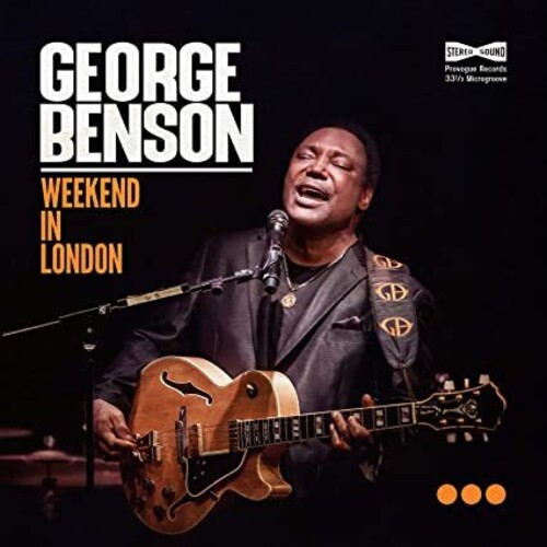 George Benson - Weekend In London [LP]