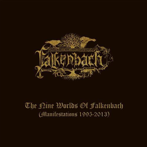 Falkenbach - Nine Worlds Of Falkenbach (Manifestations 1995-13)