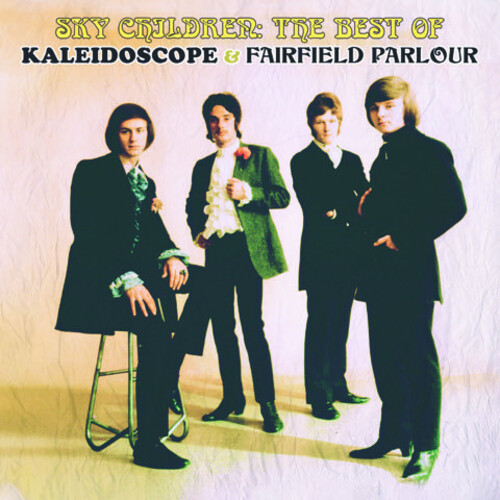 Sky Children: The Best Of Kaleidoscope & Fairfield Parlour