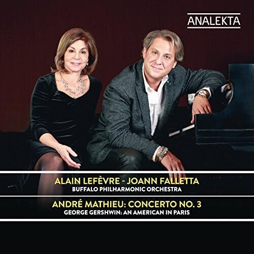 Concerto 3 /  An American in Paris