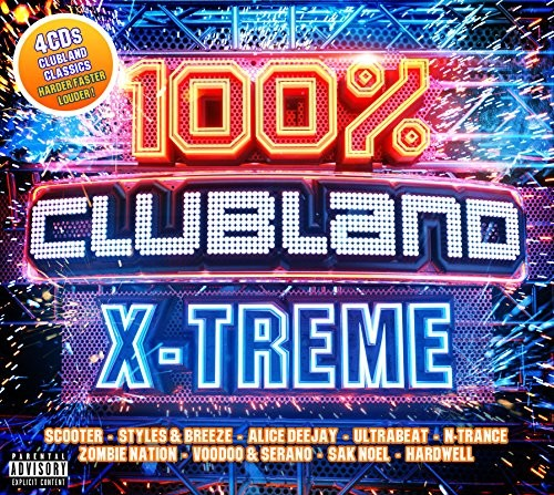 100% Clubland X-Treme /  Various [Import]