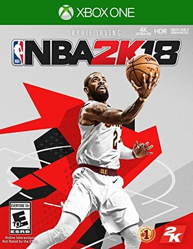 - NBA 2K18: Early Tip Off Edition for Xbox One