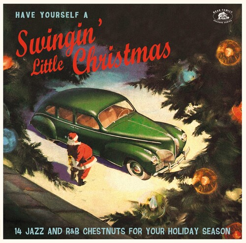 Have Yourself A Swingin' Little Chrismas