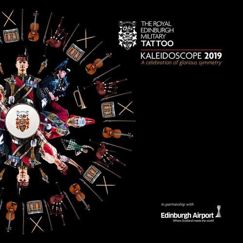 Royal Edinburgh Military Tattoo 2019: Live From The Esplanade of Edinburgh Castle (Various Artists)