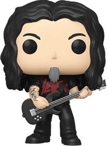 - FUNKO POP! ROCKS: Slayer - Tom Araya