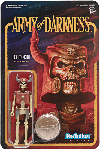ARMY OF DARKNESS REACTION WAVE 1 - DEADITE SCOUT