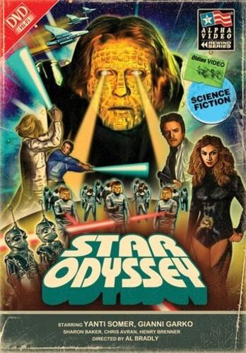Star Odyssey (Alpha Video Rewind Series)