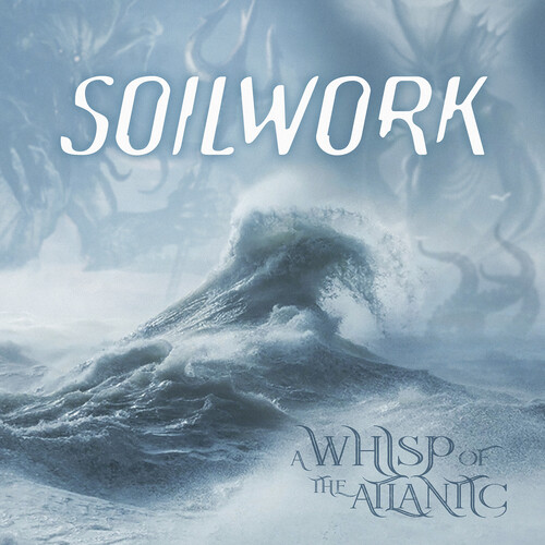 Soilwork - Whisp Of The Atlantic [Indie Exclusive] (Clear Vinyl) [Colored Vinyl]