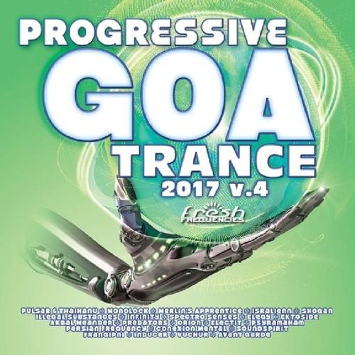 Progressive Goa Trance 2017 Volume 4 /  Various [Import]