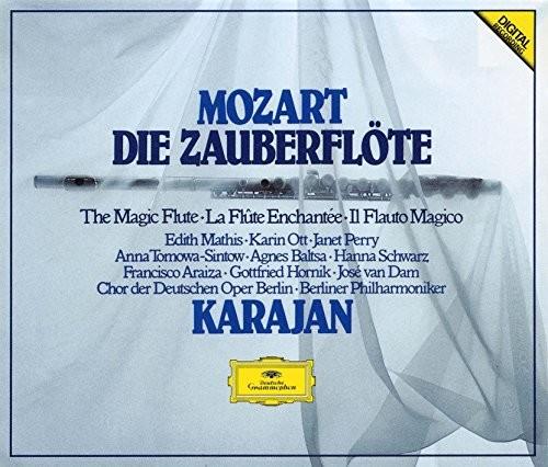 Mozart: Die Zauberflote (UHQCD)