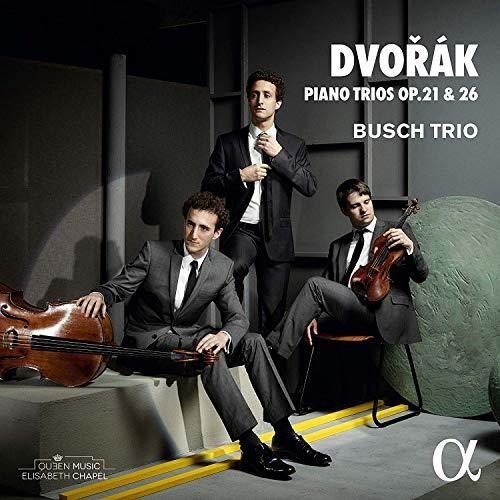 Piano Trios 21 & 26