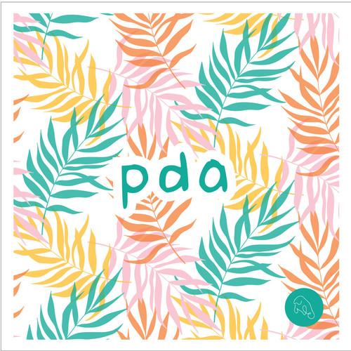 Pda (white Vinyl)