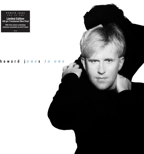 Howard Jones - One To One (Blue) [Limited Edition] (Ofgv) (Uk)