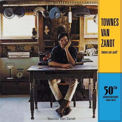 Townes Van Zandt - Townes Van Zandt - 50th Anniversary (Aniv)