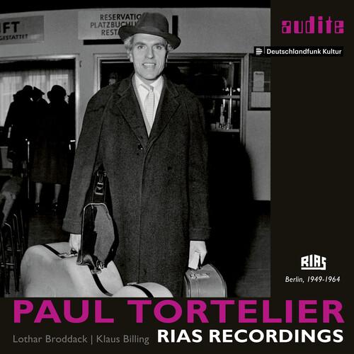 Paul Tortelier Rias Recordings