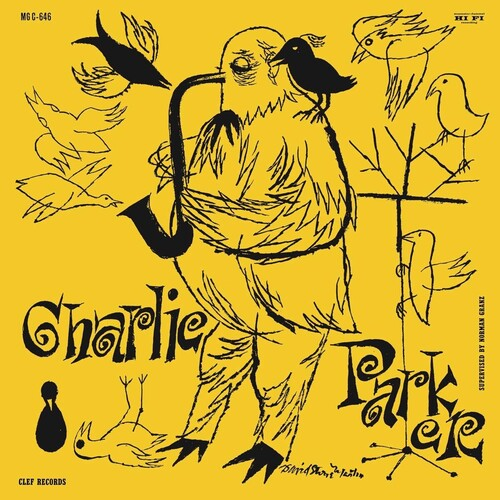 Charlie Parker - The Magnificent Charlie Parker [LP]