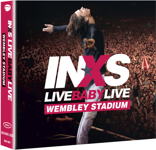 Live Baby Live (2CD+Bluray) [Import]