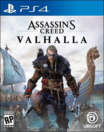 Ps4 Assassin's Creed Valhalla Limited Ed - Ps4 Assassin's Creed Valhalla Limited Ed (Ltd)