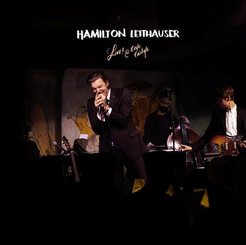 Hamilton Leithauser - Live! at Café Carlyle [Opaque White LP]