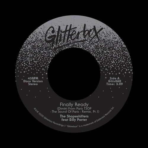 Shapeshifters / Billy Porter - Finally Ready (Dimitri From Paris Remixes)