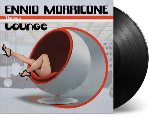 Ennio Morricone Gate Ogv - Themes: Lounge (Gate) [180 Gram]