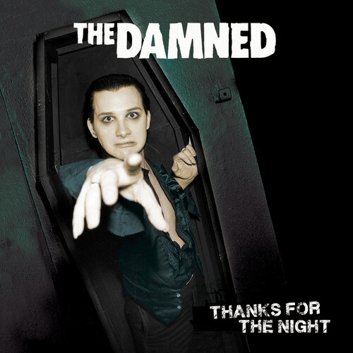 Damned - Thanks For The Night [Colored Vinyl]