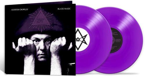 Aleister Crowley - Black Magic (Purple Vinyl)
