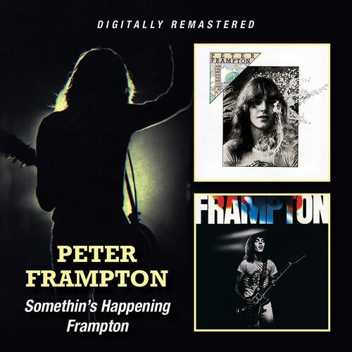 Somethin's Happening /  Frampton [Import]