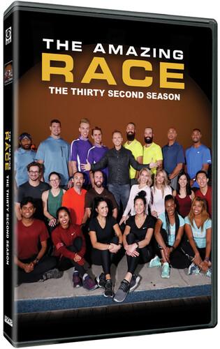Amazing Race: Season Thirty-Two