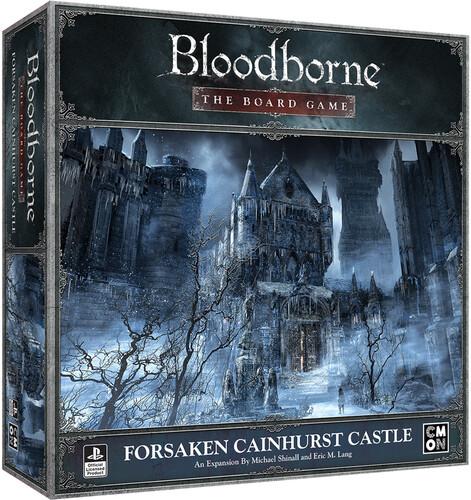 BLOODBORNE FORSAKEN CAINHURST CASTLE EXPANSION