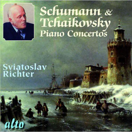 Schumann & Tchaikovsky Piano Concertos
