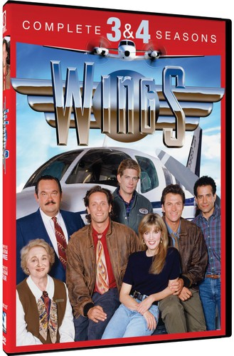 Wings: Season 3 And 4