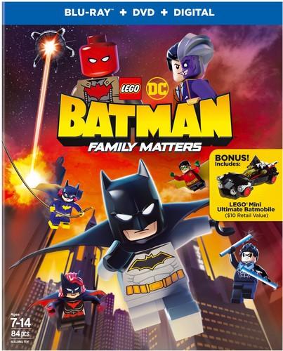 LEGO DC: Batman: Family Matters