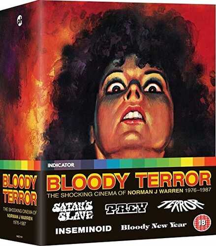 Bloody Terror: Shocking Cinema of Norman J Warren - Bloody Terror: The Shocking Cinema of Norman J. Warren 1976-1987