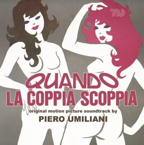 Quando La Coppia Scoppia (Original Motion Picture Soundtrack)