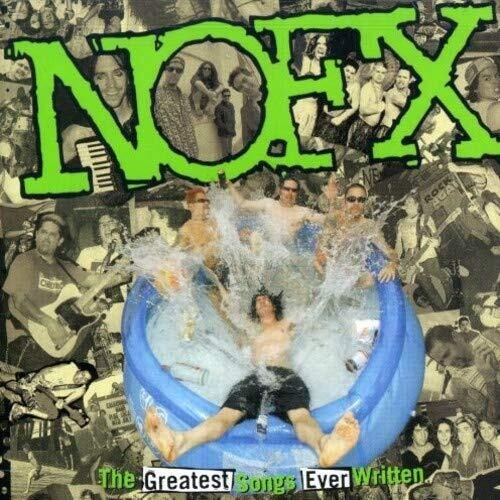 NOFX - Greatest Songs Ever Writte [Clear Vinyl]