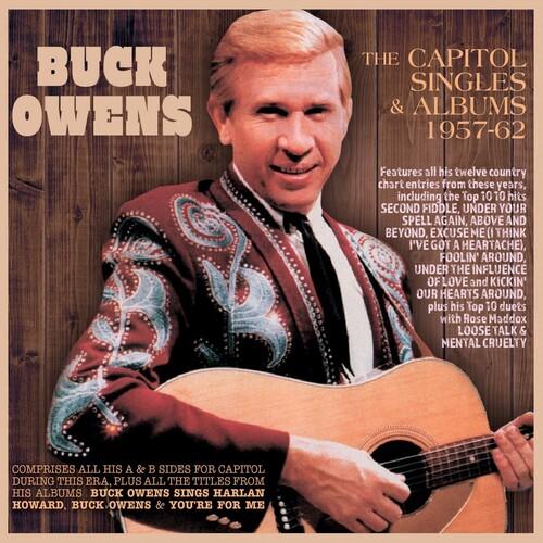 Capitol Singles & Albums 1957-62